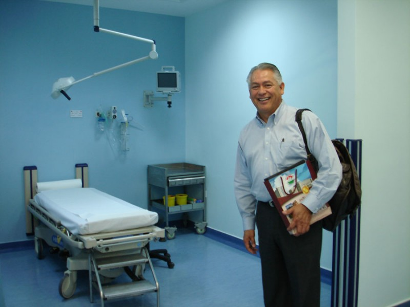 how and where to get medical treatment in Cuba